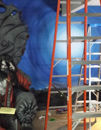 DFW Mural Art